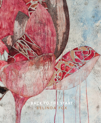 Belinda Fox, cover image for the publication 'Back to the Start', 2015.