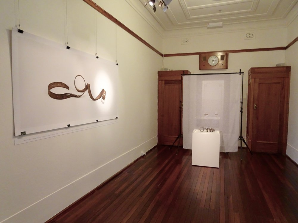 Hedy Ritterman - installation view