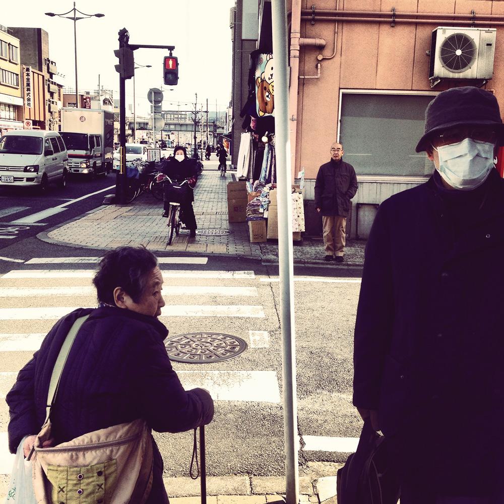 Kyoto 2014 48cm X 48cm / 32cm X 32cm
