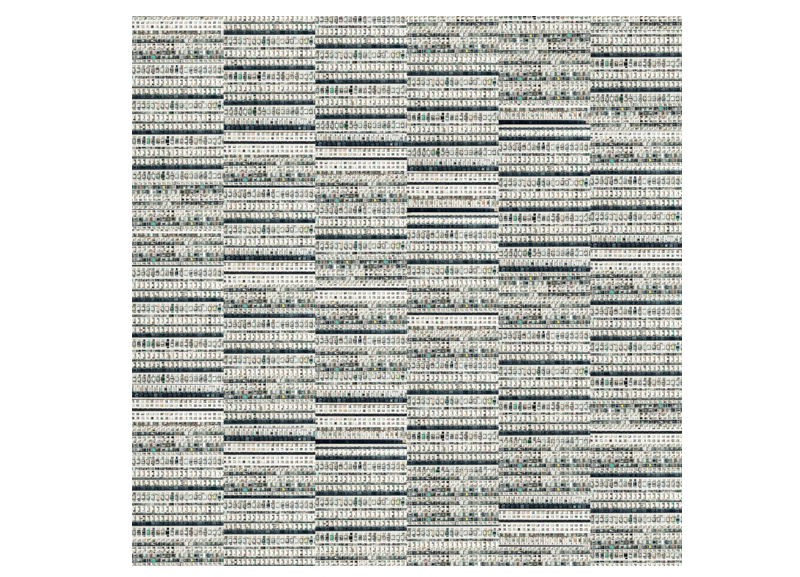 Hong Kong Matrix 60, 2015                                                                                                    Face Mounted                                                                                                                              80 x 80 cm / 110 x 110 cm / 150 x 150 cm