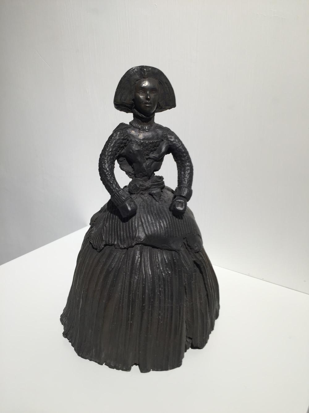 Les Menines, Bronze Sculpture, 13 x 20 cm