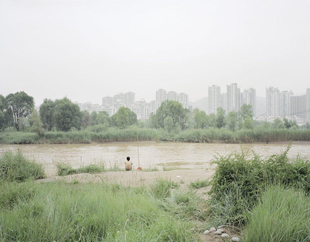 Kong Fu Practitioners, Gansu, 2010