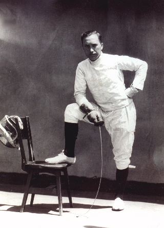 Duris DeJong - Founder Conejo Fencers
