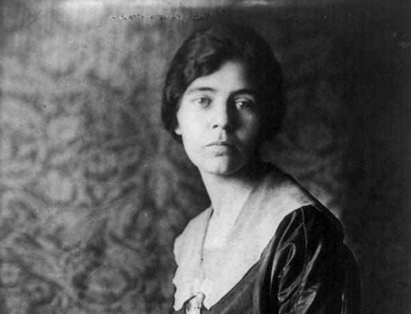 Alice Paul proposed the ERA in 1923.
