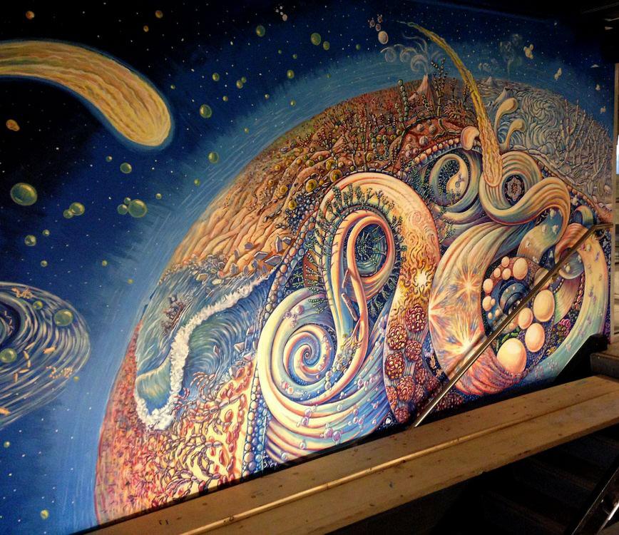 Cosmic Bliss, The Cellars at Jasper Hill Greensboro 2014