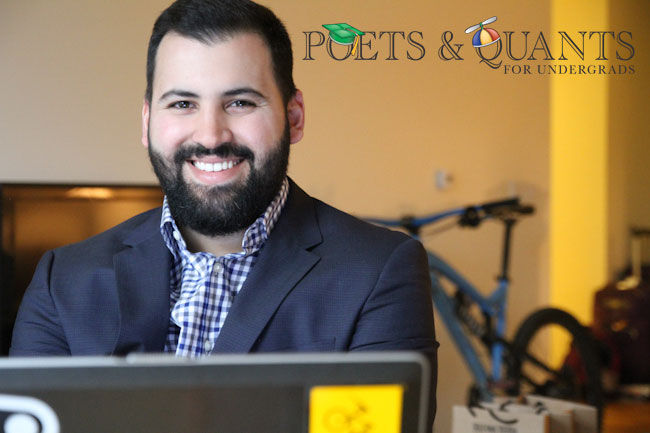 Poets & Quants (Mention & Video)   Poets & Quant's, a major publication for MBA students, mentions Bombear Media video.