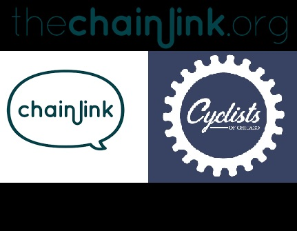 The Chainlink's Cyclists of Chicago   Photo, article, and podcast series created in collaboration with The Chainlink.