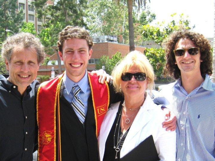 USC 2010 Graduation