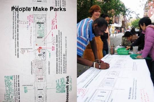 people make parks: community engagement