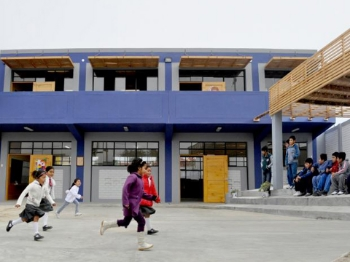 maria auxiliadora school, peru: image - architecture for humanity
