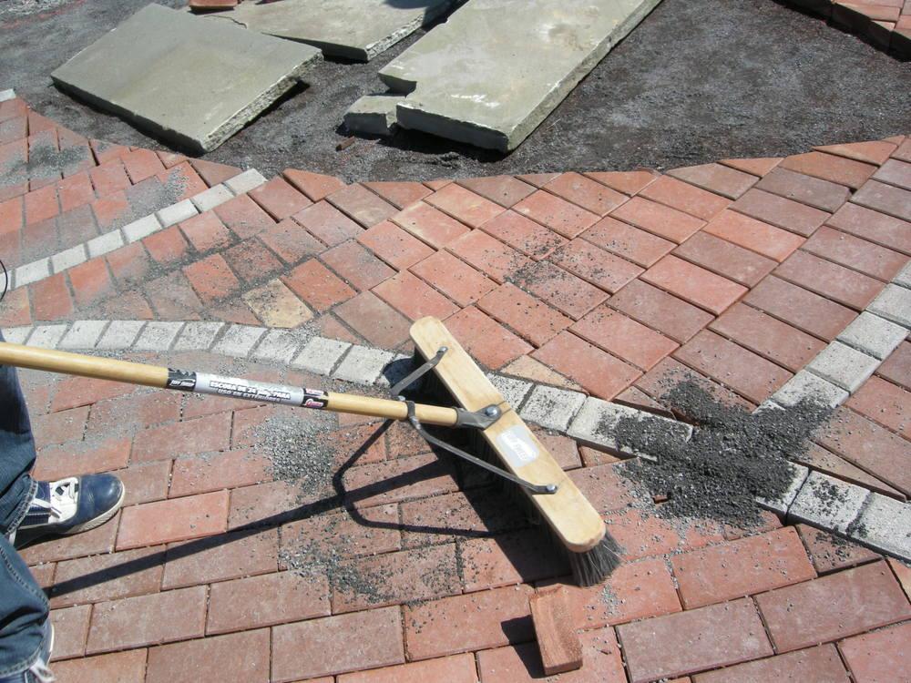 Finishing the Bricks