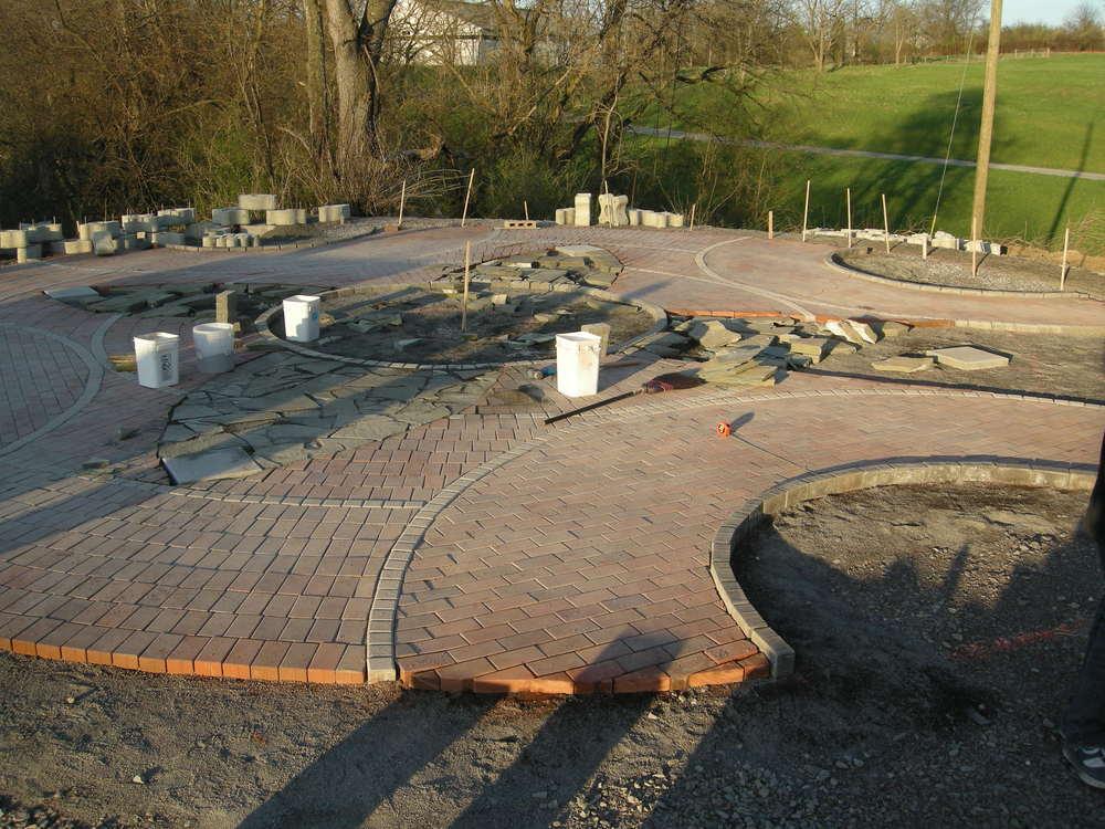 Terrace Progress