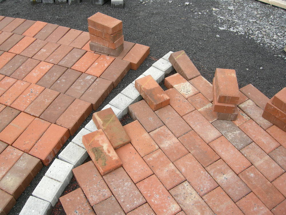 Marking the Bricks