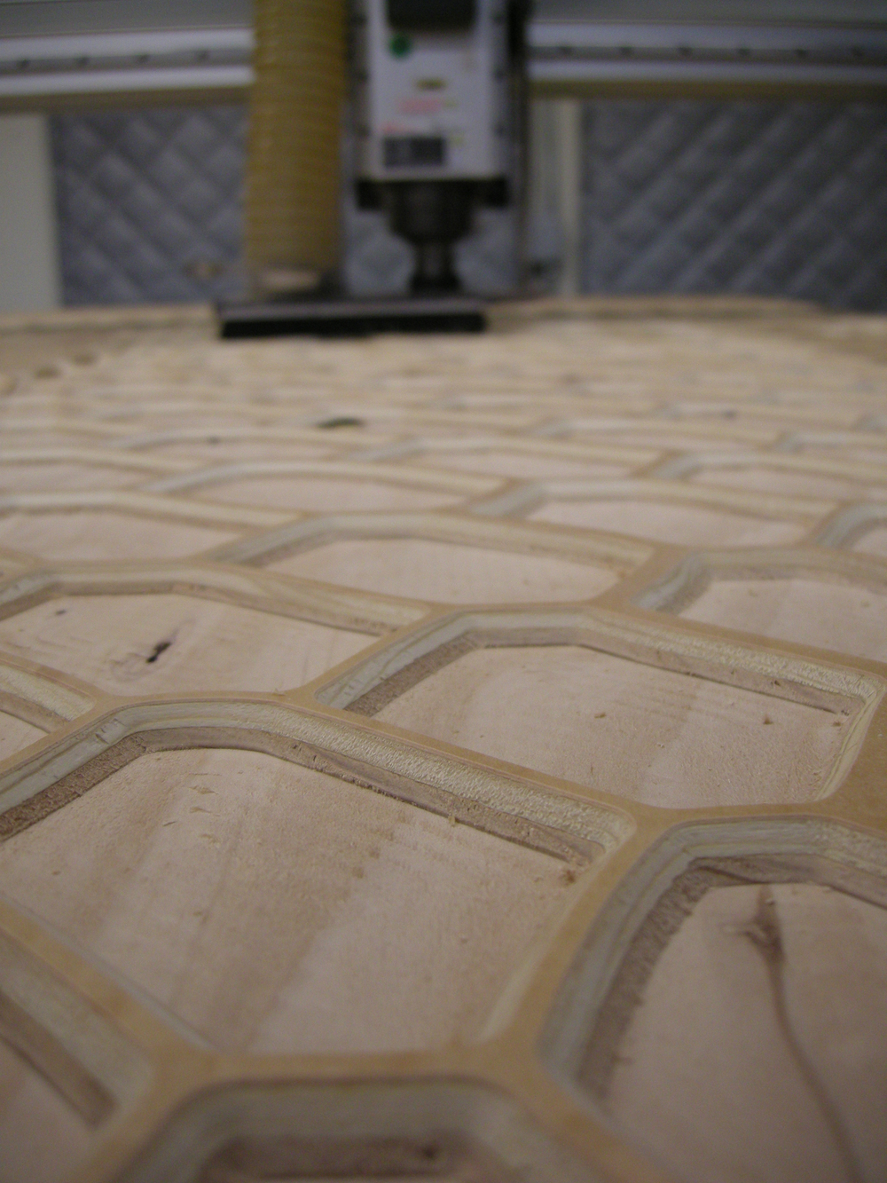 CNC Routing A Pattern for Formwork