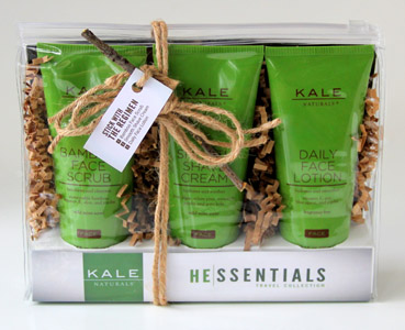 Kale Naturals HEssentials Travel Kit