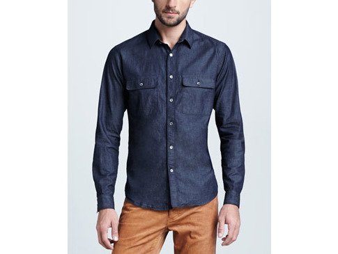 slideshow_std_h_chambray-shirt-Theory-Neiman-Marcus