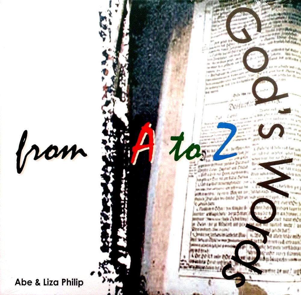 God's Words from A to Z Memorize 26 Bible verses easily with diverse music (jazz, classical, bluegrass, pop, country, rock, Celtic) that kids and adults will love listening to over and over!