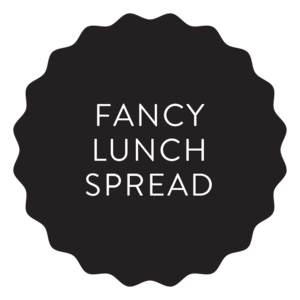 Fancy Lunch Spread Melbourne Catering