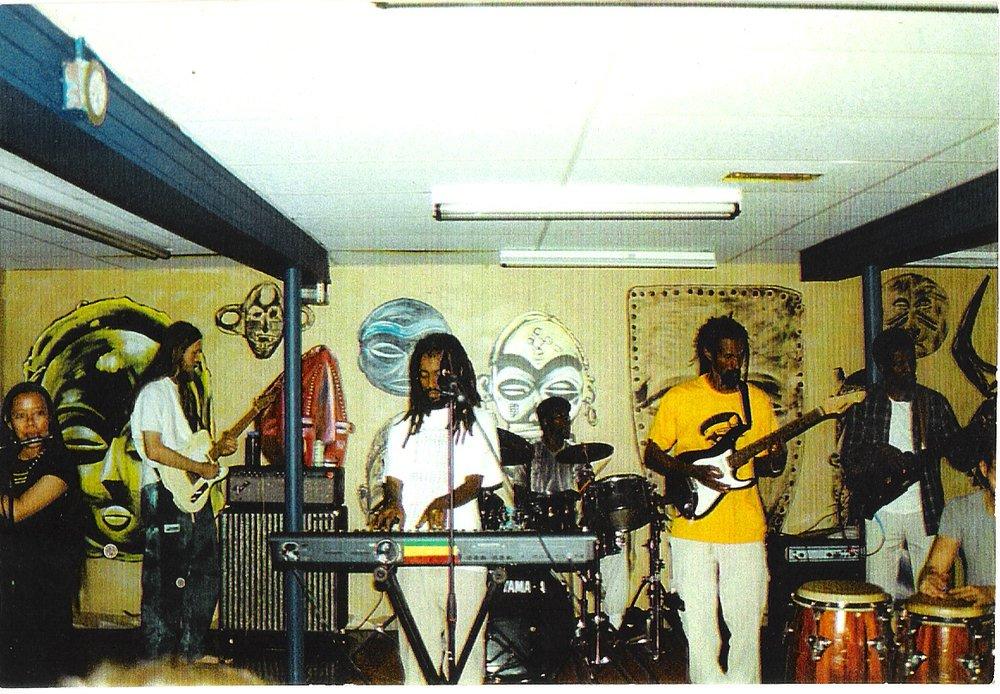 in Austin 1999-2001