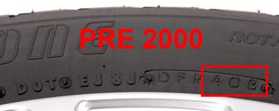 pre 2000 tire: 408 = 40th week of 1998? 1988? 1978?