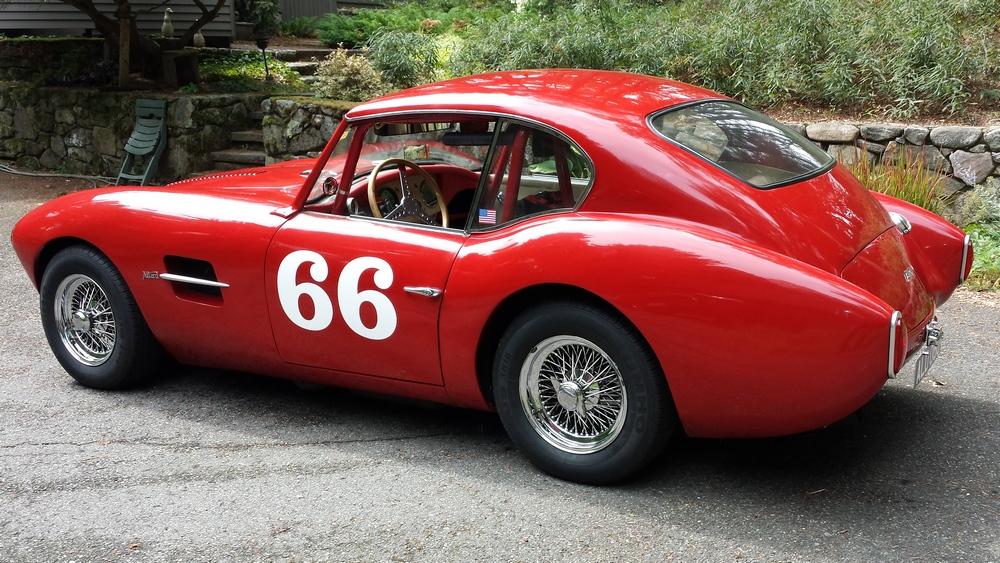 For Sale: Allard GT-7105CHR Coupe — The Allard Register