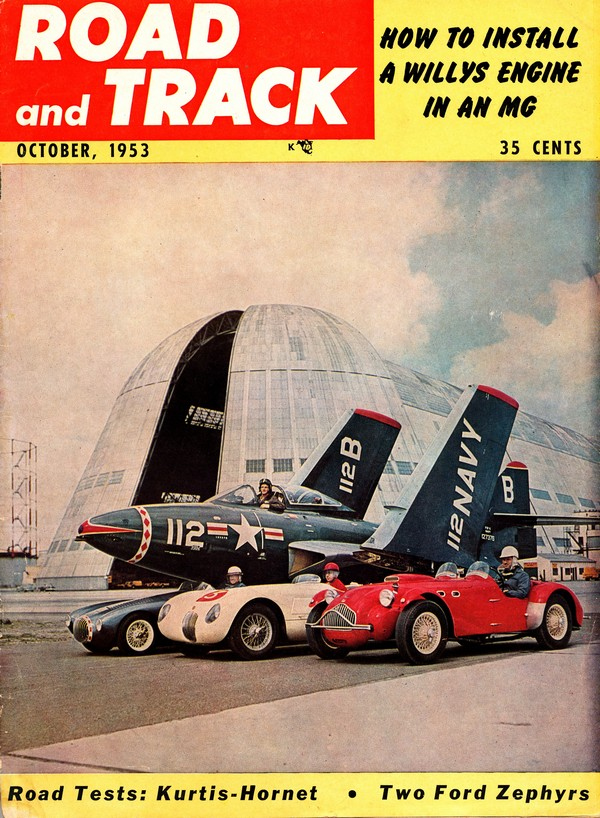 Old Magazine Covers, Part 18 — The Allard Register