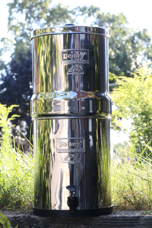 My Berkey water filter!