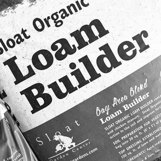 Loam #diydirt #loamwolfpack