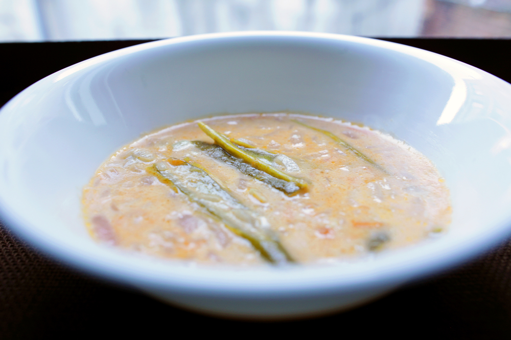Ema Datshi (Bhutanese Chili and Cheese Soup)