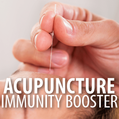 acupuncture for immunity
