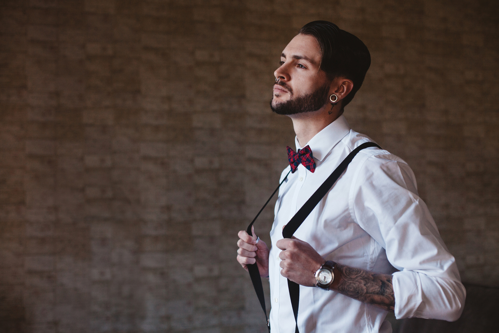 Braces and bow ties