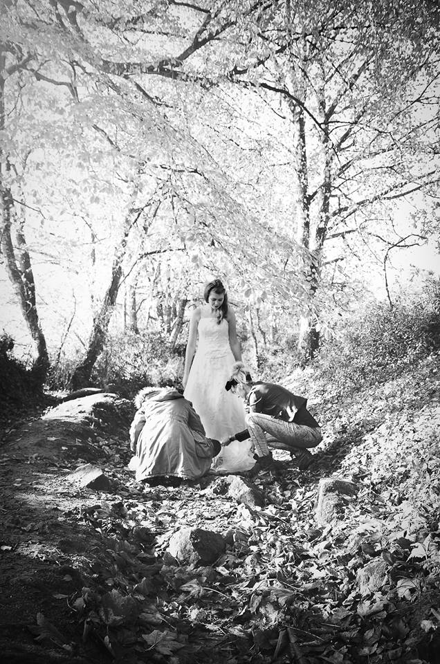 woodland fairy tale wedding