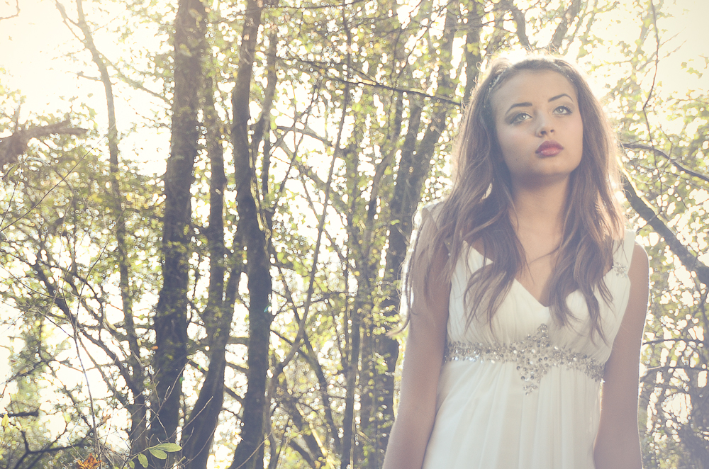 beautiful second hand bridal dress