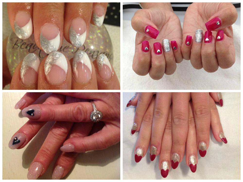 alternative wedding nails