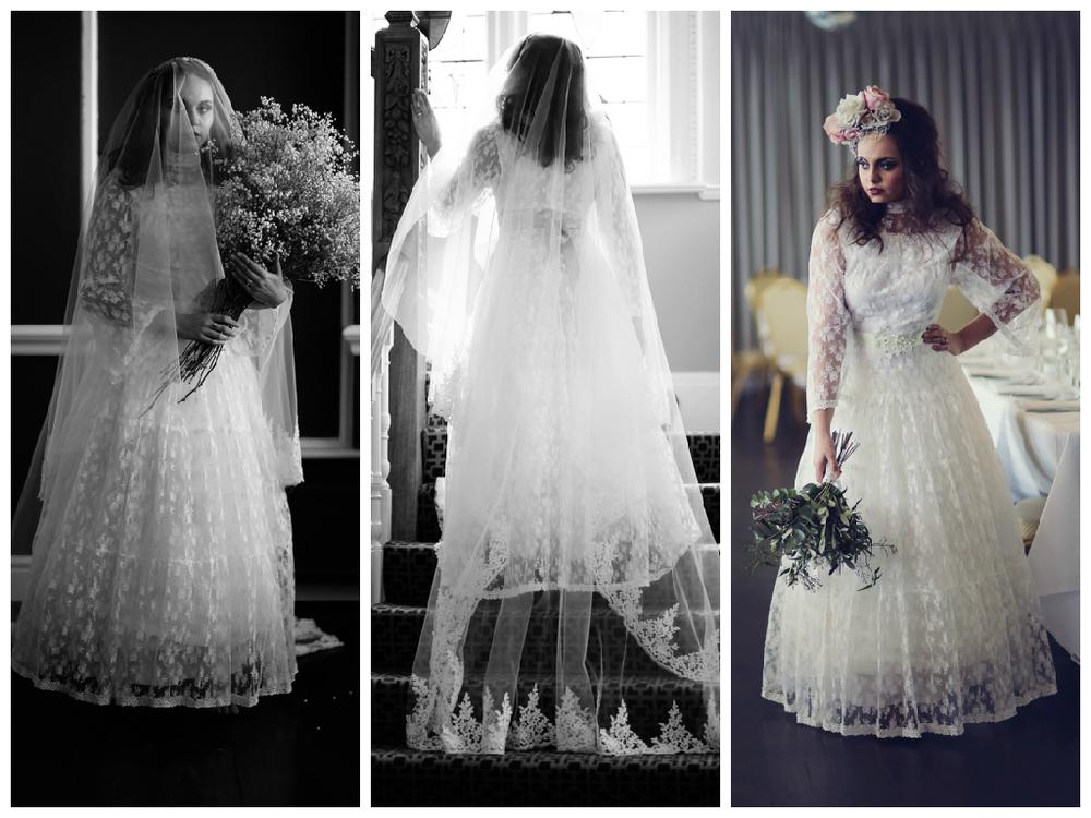 Stunning Lace bridal dress