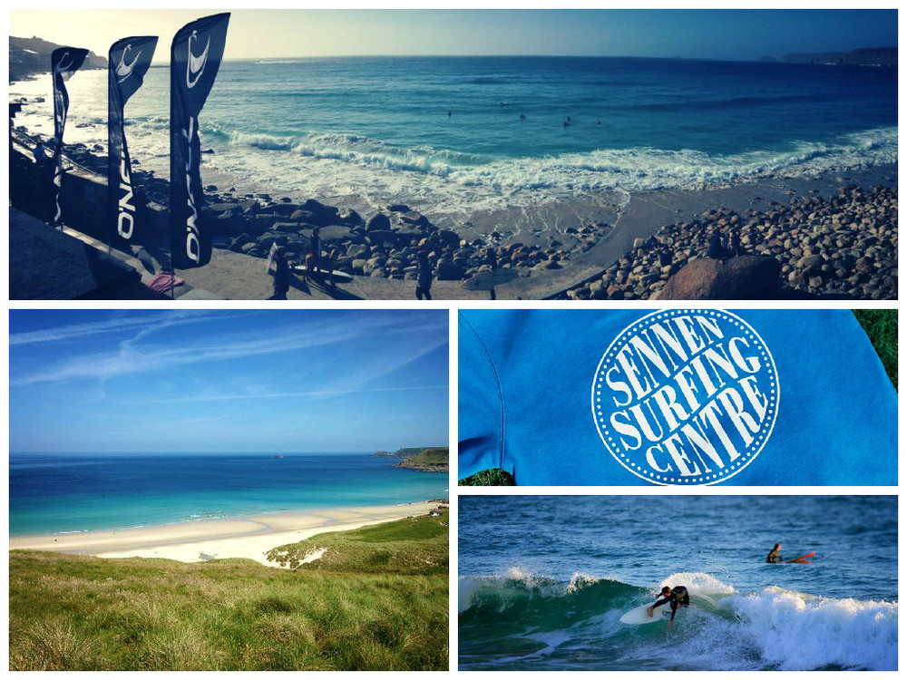 images courtesy of www.sennensurfingcentre.com
