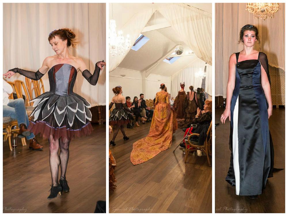 couture catwalk