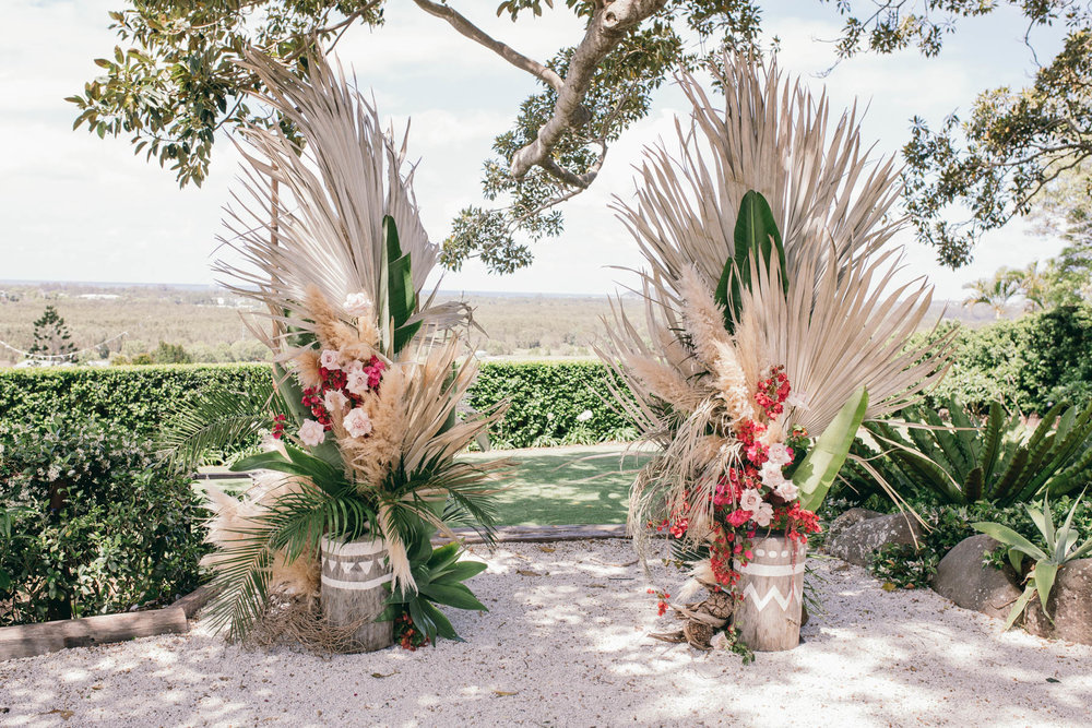 Florals by Bower Botanicals | Photo by Wilde Visual
