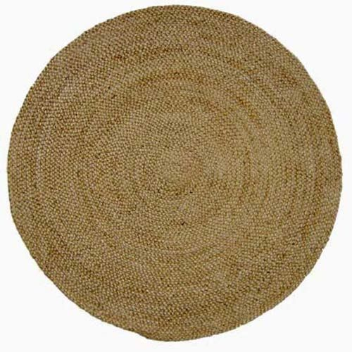 Round Jute Rug (200cm) | $60ea | Qty 2