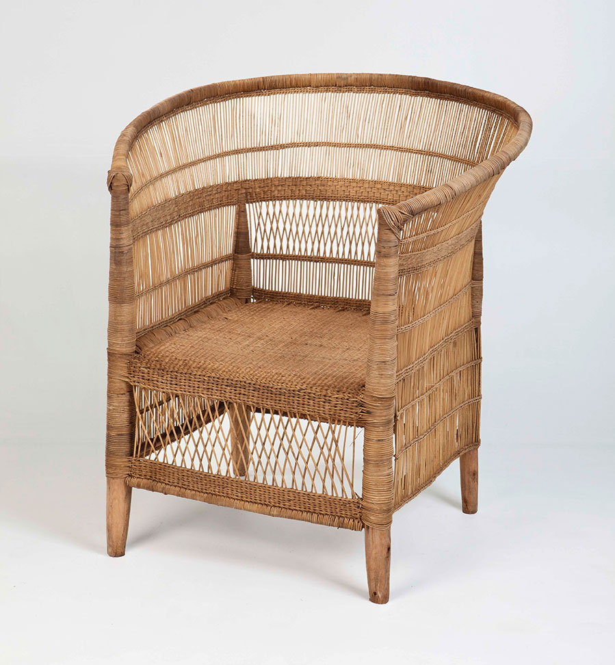Natural Malawi Chair I $60ea I Qty 4