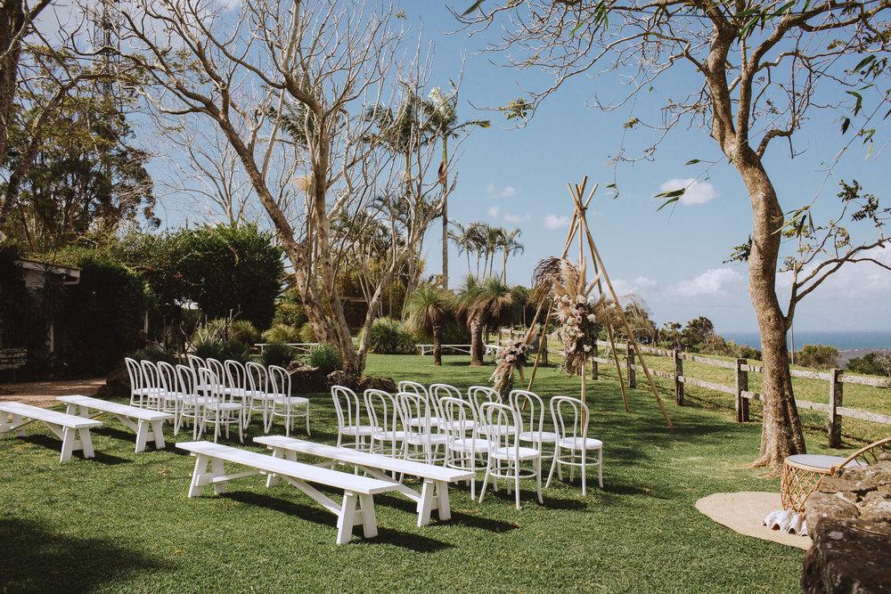 Venue - byronviewfarm   Planner - Elope   Florals - Bower Botanicals   Photo - Shane Shepherd Weddings