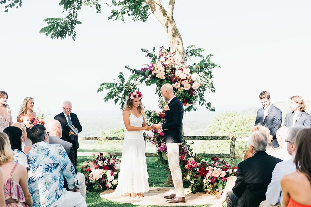 Venue - byronviewfarm | Photo - Fig Tree Pictures