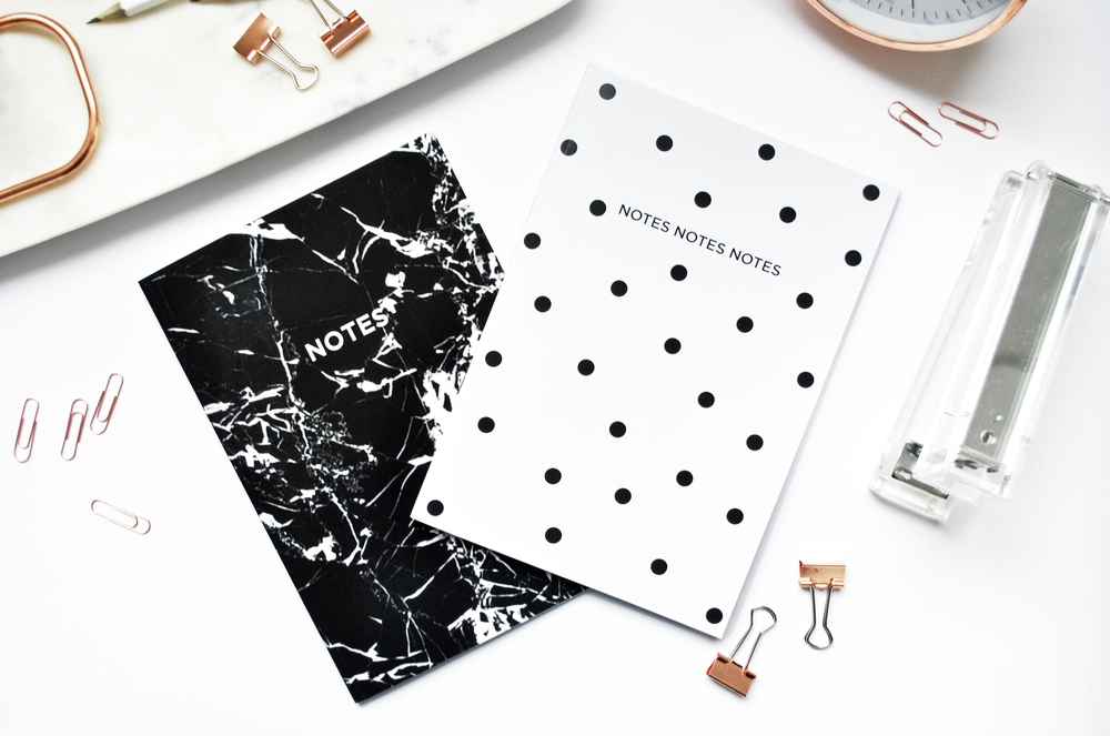 Skandidesign- marbled notebook & spotty.jpg