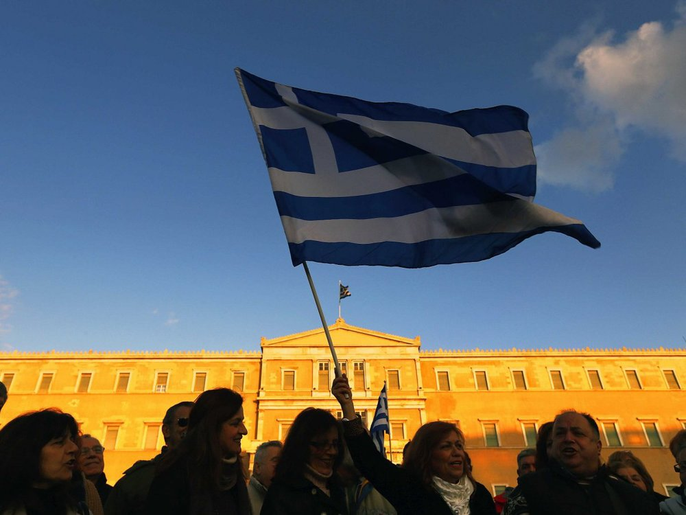 #2 New Greek Government