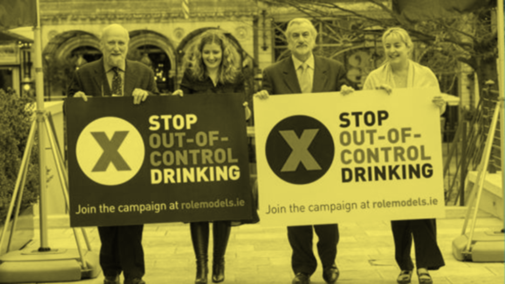 #8 STOP drink campaign & pricing