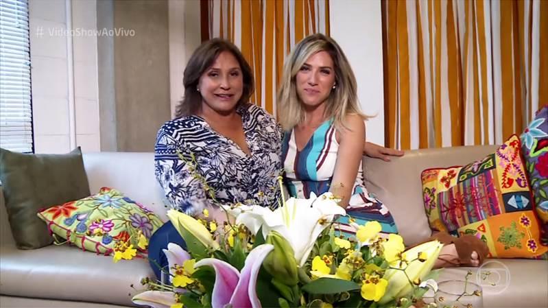 Giovanna Ewbank usa Macacao Amabilis
