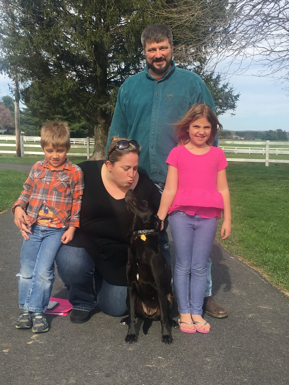 Jada found a wonderful furever family!!