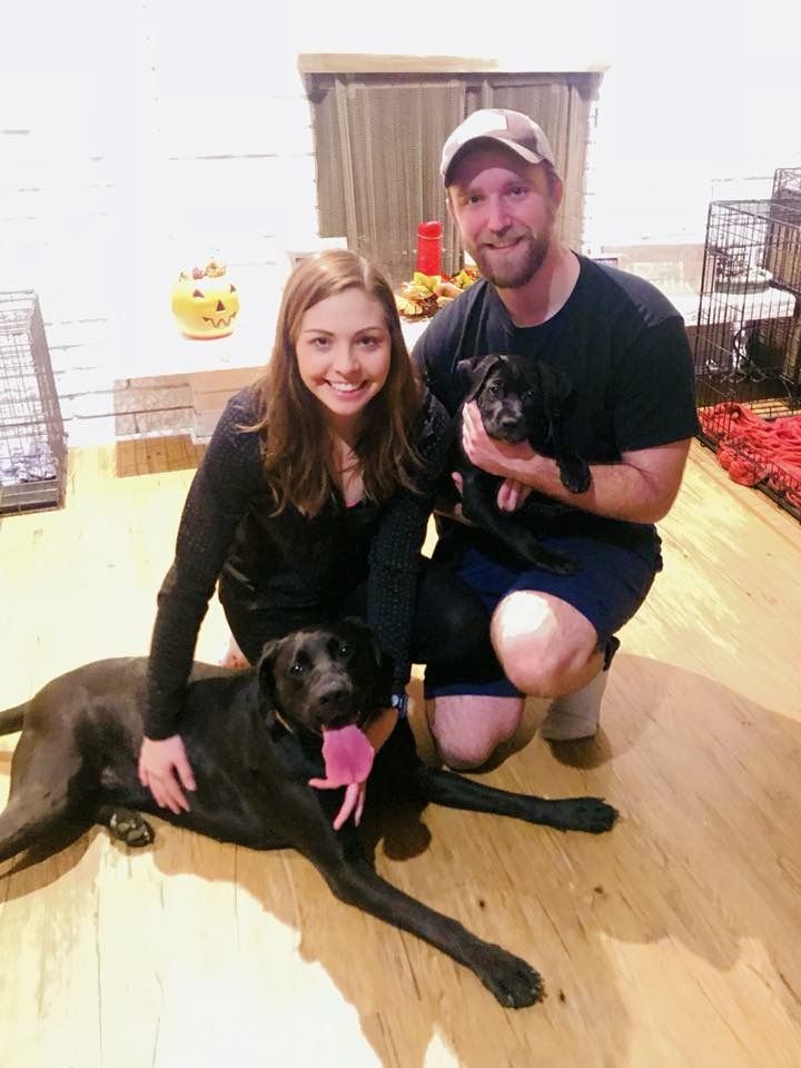 Xander has a perfect new home with Alissa and Ben and big sister, Kailani!