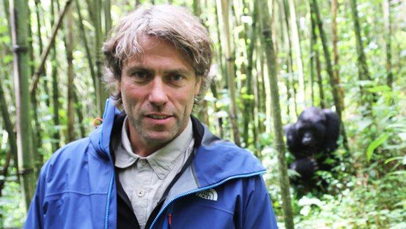 John Bishop Gorilla Adventure Rwanda