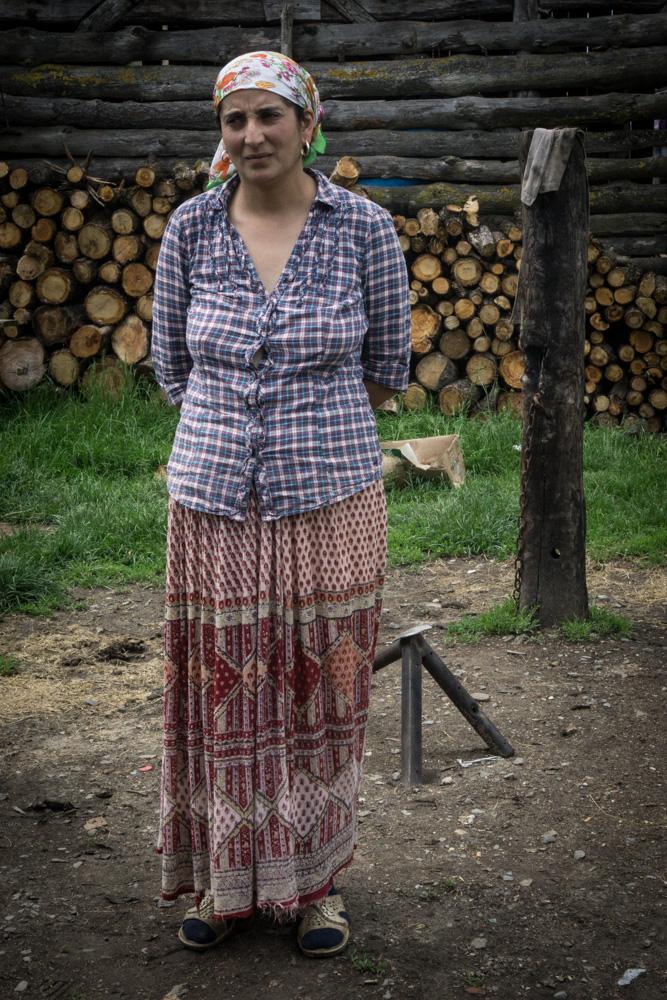 The BlackSmith's wife, Transylvania